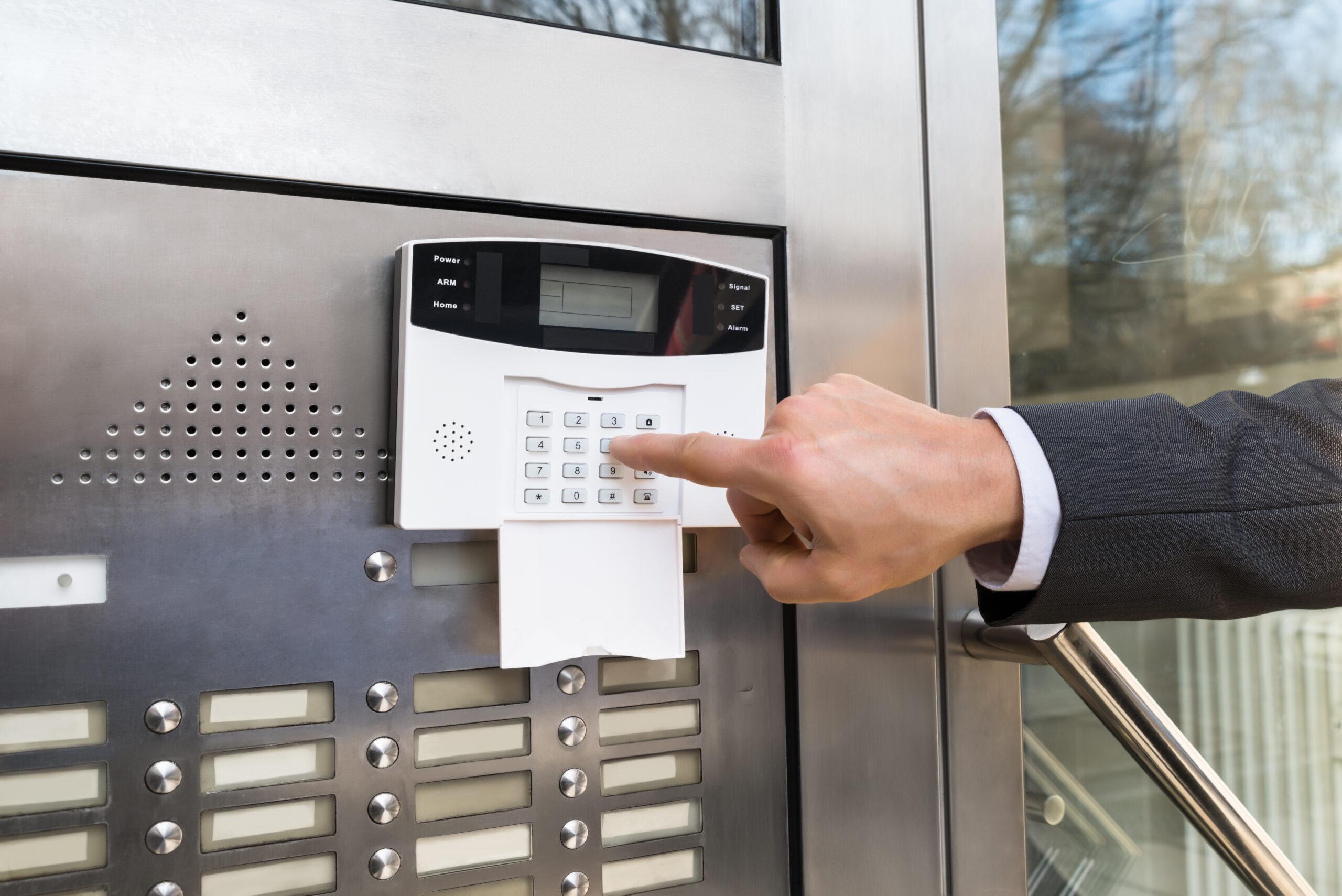 安心感で入居率を高める、賃貸経営におけるマンションのセキュリティシステム導入メリット