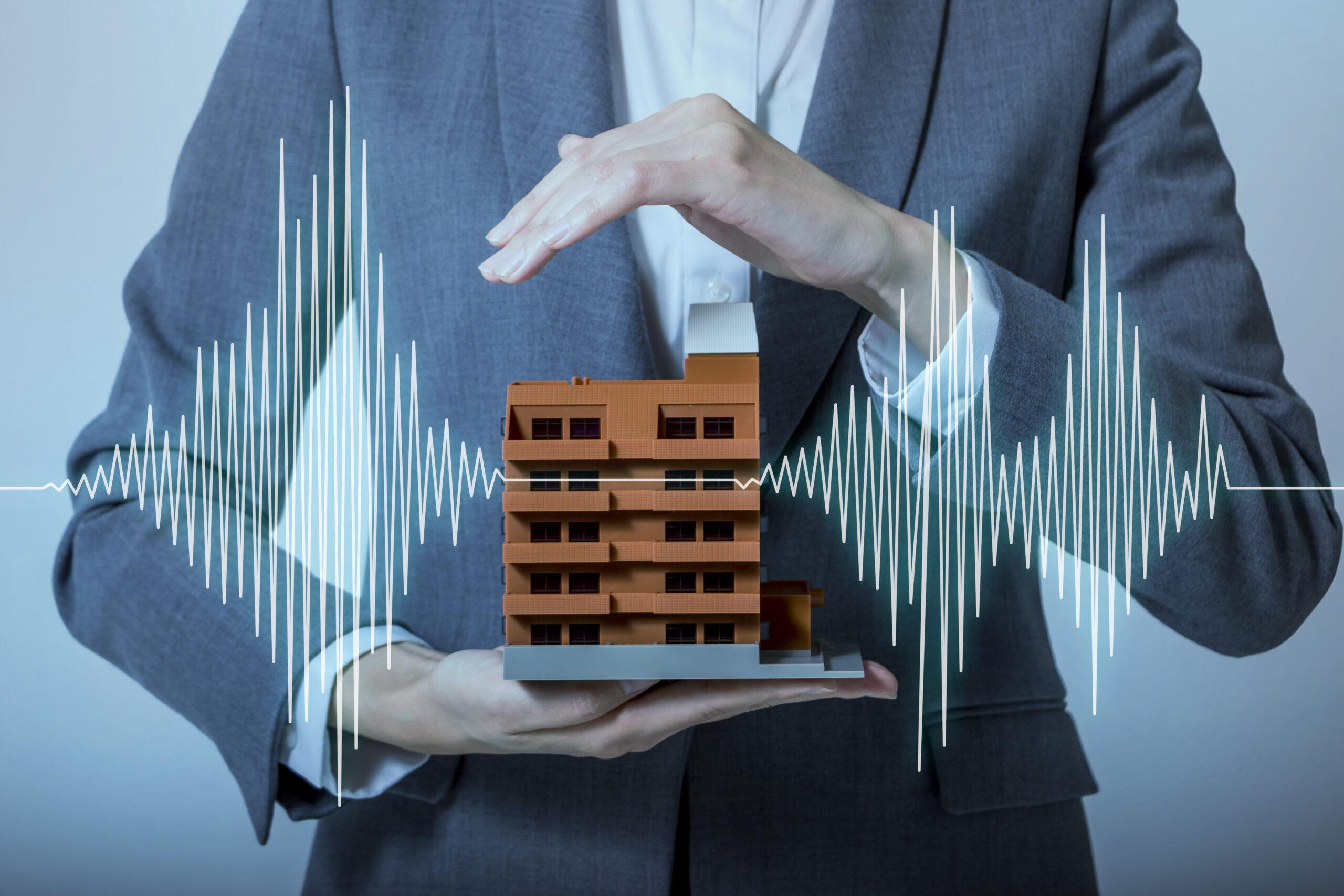 地震保険でアパートを建て直せる?どこまで補償を手厚くすればいい?