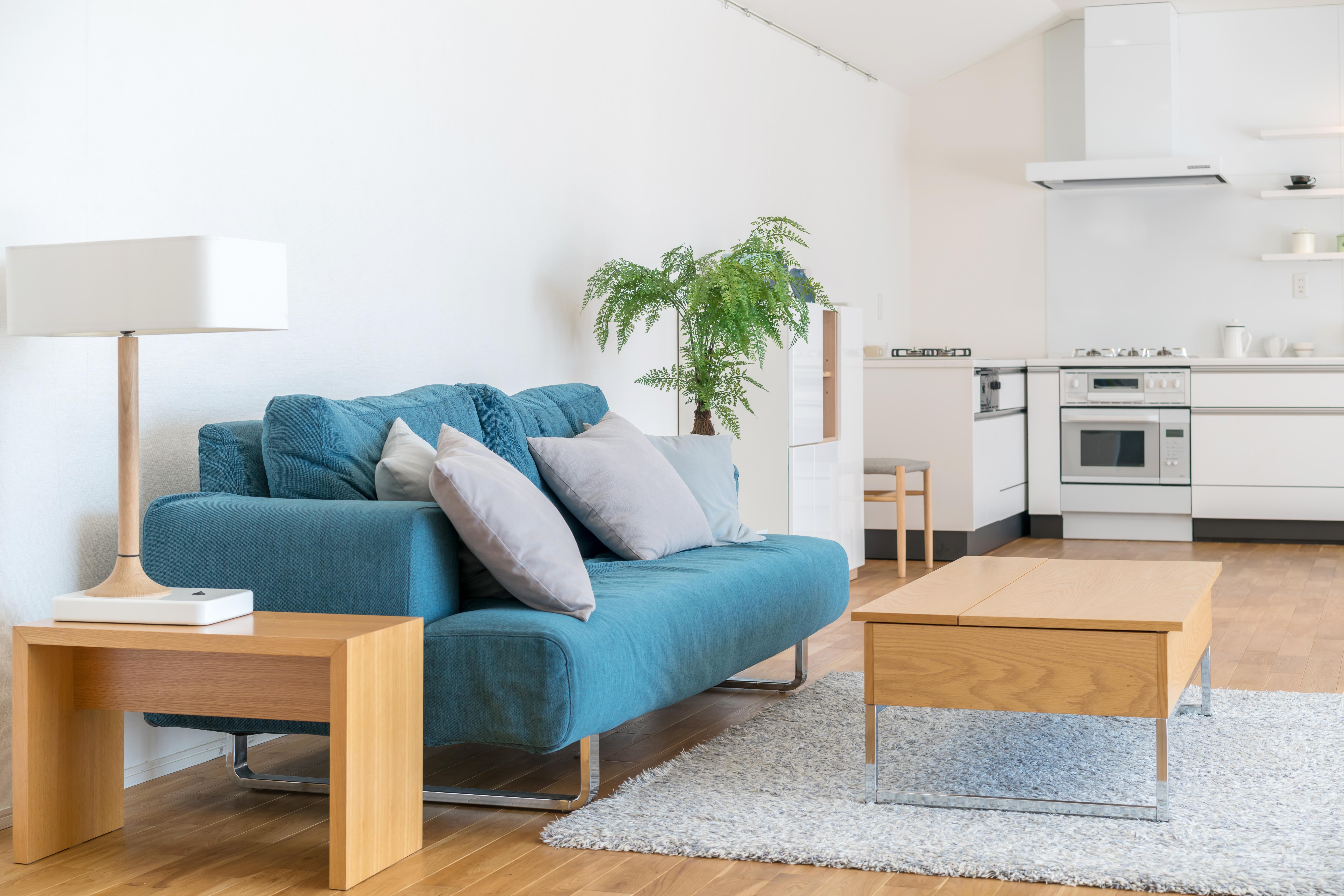 【連載#3】レンタル家具付きモデルルームはインパクト大/家具付き物件で入居のハードルを下げる